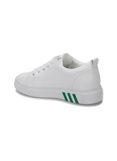Lumberjack Kadın Beyaz  Sneakers 100367303 Beyaz